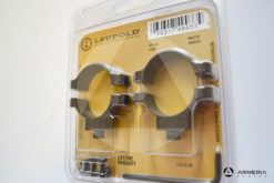 Supporti ad anello Leupold QR quick release rings 30 mm high matte #49933-1