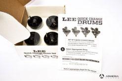 Tamburi di ricambio per dosatore Lee Auto-Drum