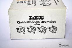 Tamburi di ricambio per dosatore Lee Auto-Drum imballo