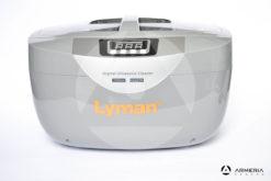 Vibropulitore Lyman 2500 Turbo Sonic Ultrasonic Cleaner