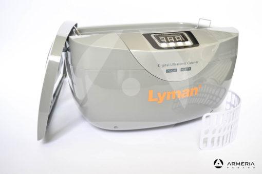Vibropulitore Lyman 2500 Turbo Sonic Ultrasonic Cleaner modello