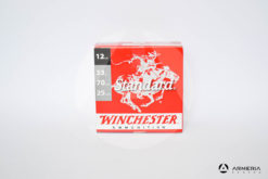 Winchester Ammunition Standard calibro 12 - Piombo 8 - 25 cartucce
