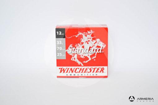 Winchester Ammunition Standard calibro 12 - Piombo 8 - 25 cartucce