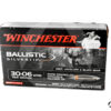Winchester Ballistic Silver Tip calibro 30-06 Spring 168 grani - 20 cartucce