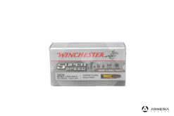 Winchester Super Speed calibro 22 LR Long Rifle - 40 grani - 50 cartucce