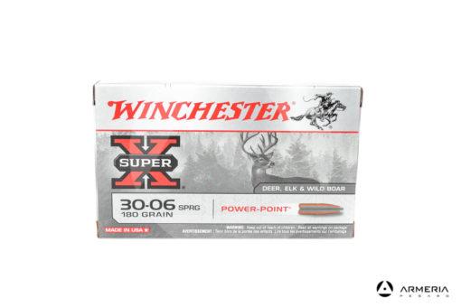 Winchester Super X calibro 30-06 Spring 180 grani - 20 cartucce