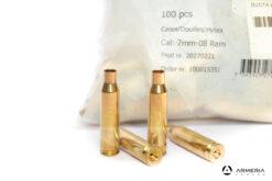 Bossoli Norma calibro 7mm-08 Remington – Sfusi