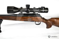 Carabina Bolt Action Roessler modello Titan 6 Exklusive calibro 7 Remington Magnum ottica Zeiss
