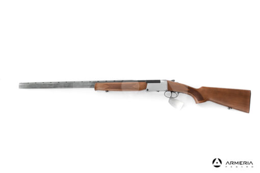 Fucile Sovrapposto Investarm calibro 8 Flobert - 410 lato