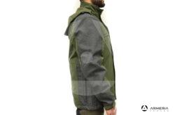 Giacca RS Hunting LV135 in softshell - taglia XL lato