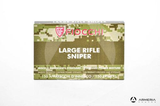 Inneschi Fiocchi Large Rifle Sniper - 150 pezzi