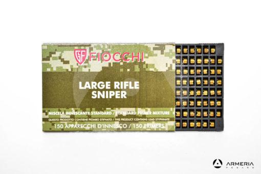 Inneschi Fiocchi Large Rifle Sniper - 150 pz