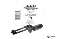 Lee feed fingers and Die #3 calibro 9mm