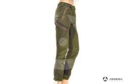 Pantalone da donna Trabaldo Starlight Pro taglia M lato