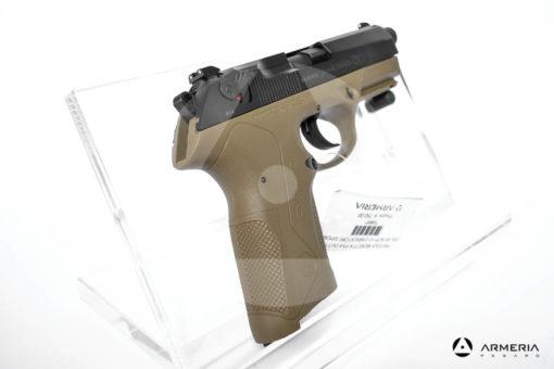 """Pistola semiautomatica Beretta modello PX4 Storm Special Duty calibro 45 ACP Sportiva Canna 5"""" calcio"""