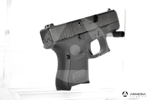 "Pistola semiautomatica Glock modello 26 Gen 5 calibro 9x21 canna 3,5"" calcio"