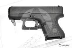 """Pistola semiautomatica Glock modello 26 Gen 5 calibro 9x21 canna 3,5"""""""