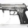 """Pistola semiautomatica Sig Sauer modello P226 Navy calibro 9x21 Comune Usata Canna 5"""""""