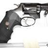 """Revolver Smith & Wesson modello 37 canna 2"""" calibro 38 SPL"""