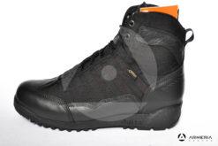 Scarponi Stivaletti Crispi SWAT Urban GTX Black taglia 43