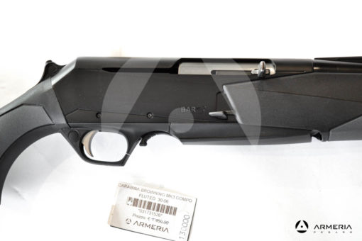 Carabina semiautomatica Browning modello MK3 HC cal 30-06 grilletto