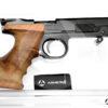 """Pistola semiautomatica Pardini modello IGI Domino calibro 22 LR Sportiva Canna 6"""" Vintage 1975"""