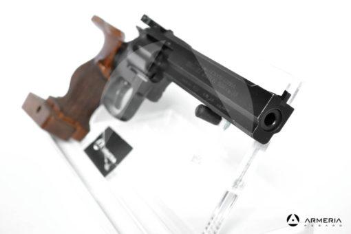 Revolver Gamba modello Trident Match 900 canna 6 calibro 38 SPL mirino