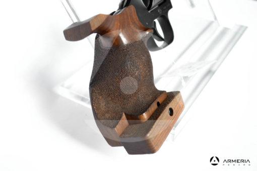 Revolver Gamba modello Trident Match 900 canna 6 calibro 38 SPL impugnatura