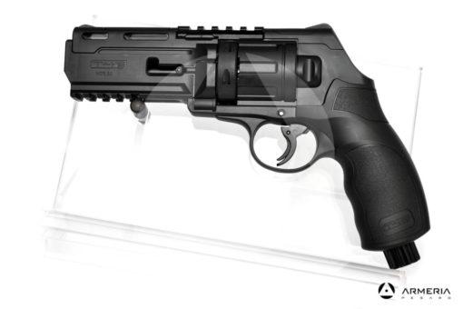 """Revolver Umarex T4E modello HDR 50 canna 3"""" calibro 50 ad aria compressa lato"""