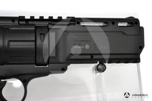 """Revolver Umarex T4E modello HDR 50 canna 3"""" calibro 50 ad aria compressa canna"""