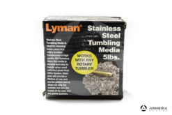 Lyman Stainless Steel Tumbling Media 5lbs per Rotary #7631375