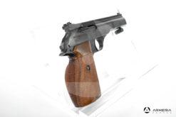 """Pistola semiautomatica Bernardelli modello 69 calibro 22 LR Sportiva - Canna 6"""" calcio"""