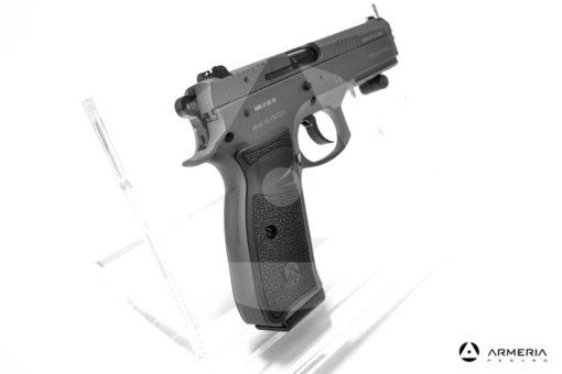"""Pistola semiautomatica Canik modello P120 Tungsten calibro 9x21 Sportiva - Canna 5"""" calcio"""