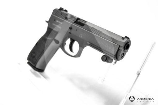 """Pistola semiautomatica Canik modello P120 Tungsten calibro 9x21 Sportiva - Canna 5"""" mirino"""