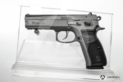 """Pistola semiautomatica Canik modello P120 Tungsten calibro 9x21 Sportiva - Canna 5"""""""