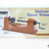Tornio manuale Lyman Universal Case Trimmer + 9 pilotini #7862003
