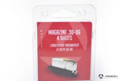 Caricatore prismatico Benelli 30-06 4 colpi