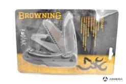 Coltello svizzero Browning Kodiak multi accessori lama 9 cm