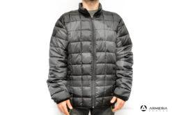 Giacca leggera Idaho nera taglia XL tascabile