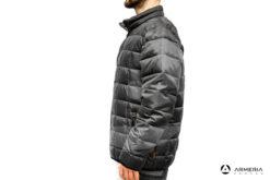 Giacca leggera Idaho nera taglia XL tascabile lato