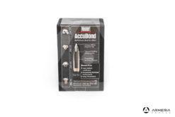 Palle ogive Nosler Accubond calibro 7mm Spitzer - 150 grani - 50 pezzi #54951