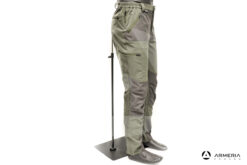 Pantalone da caccia Lexel Hunting Margas LH804 taglia 52 XL lato
