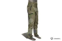 Pantalone da caccia Trabaldo Warrior taglia M lato