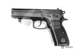 """Pistola semiautomatica Canik modello P120 Black calibro 9x21 Sportiva - Canna 5"""""""