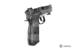 """Pistola semiautomatica Canik modello P120 Black calibro 9x21 Sportiva - Canna 5"""" calcio"""