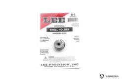 Shell Holder Lee R4 universale per pressa #90521