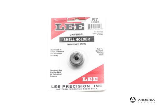 Shell Holder Lee R7 universale per pressa #90524