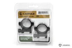 Supporti ad anello Leupold BackCountry Weaver 30mm medium matte #175120