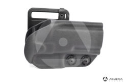 Fondina Vega Holster nera per pistola aria compressa Umarex Walther PPQ - P99Q