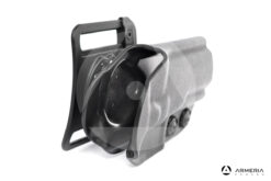 Fondina Vega Holster nera per pistola aria compressa Umarex Walther PPQ - P99Q interno